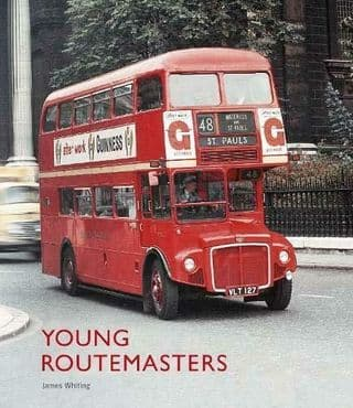 YOUNG ROUTEMASTERS ISBN: 9781854144508